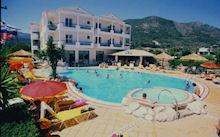 Foto Hotel Lefko in Nidri ( Lefkas)